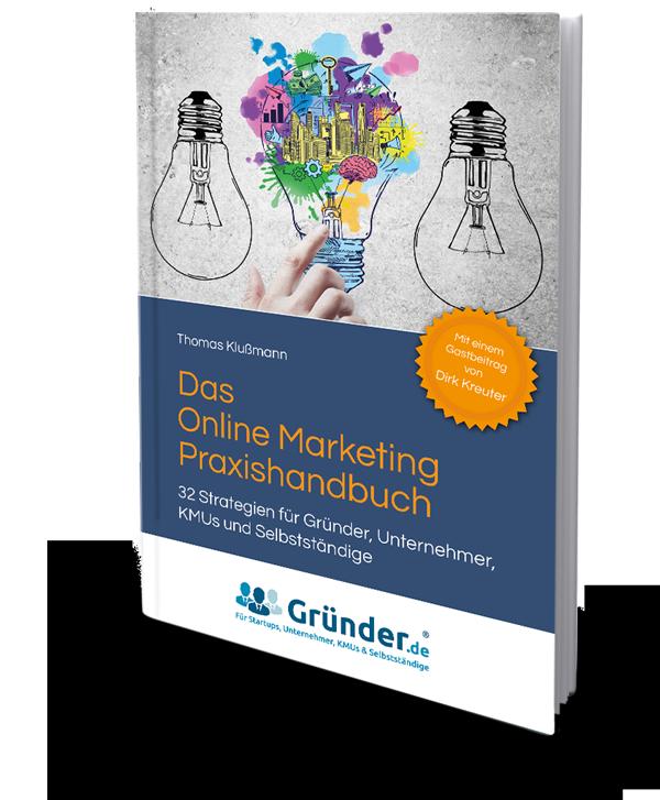 Praxishandbuch für Online Marketing