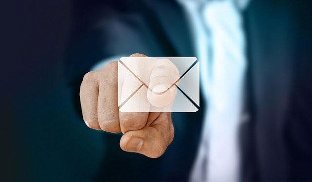E-Mail Archivierung   Bild: geralt, pixabay.com, Pixabay License